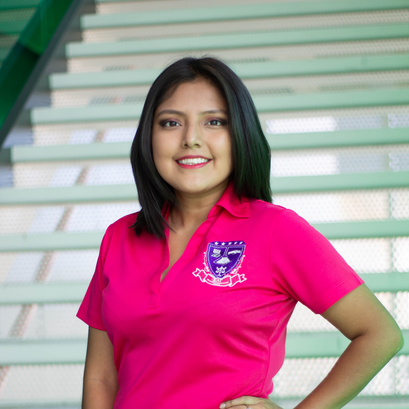 Photo of Brenda Martinez - VP of Finance & Fundraising Committee - Global Business (Senior)