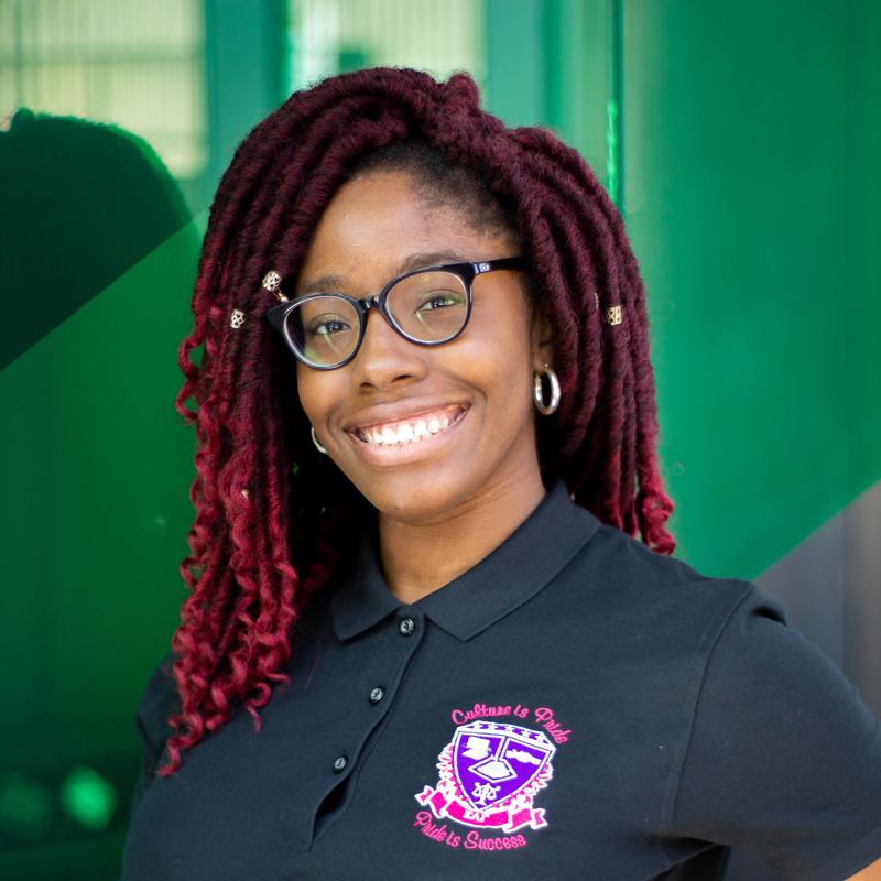 Photo of Ezinne Megwa  - VP of Programming - Computer Science (Junior)