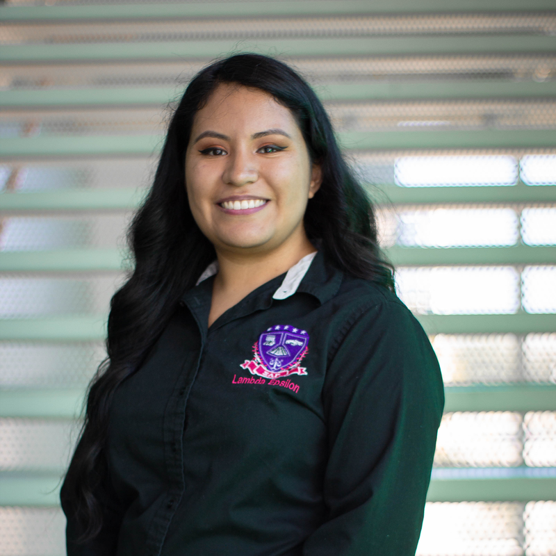 Photo of Jennifer Torres - President - Psychology & Child Learning and Development (Senior)